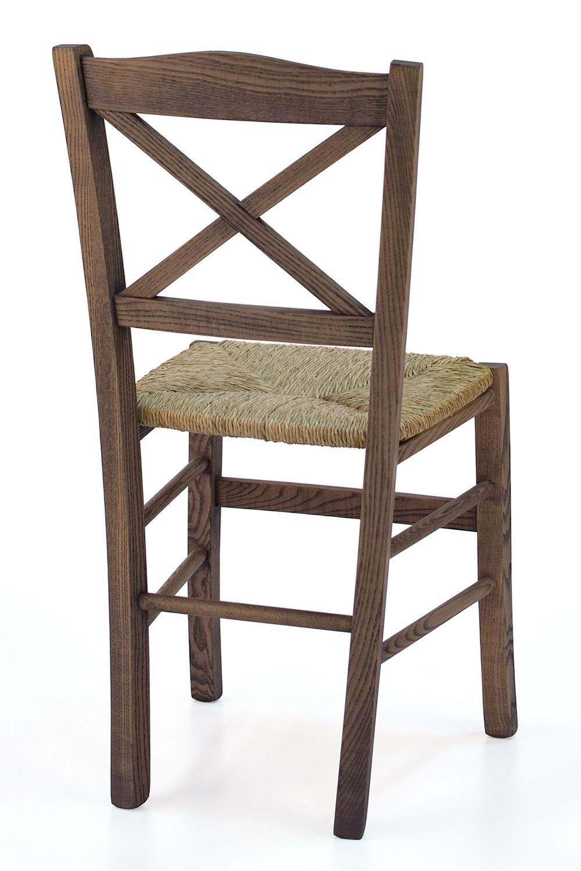 Mu83 shabby para bare y restaurantes silla r stica de for Sillas rusticas para bar