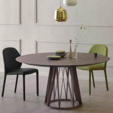 Acco LL - Tavolo Miniforms in legno, diverse dimensioni disponibili