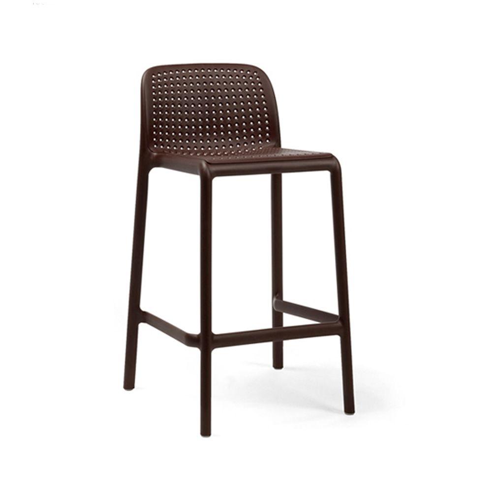 lido hocker aus polypropylen stapelbar mit verschiedenen sitzh he verf gbar auch f r den. Black Bedroom Furniture Sets. Home Design Ideas