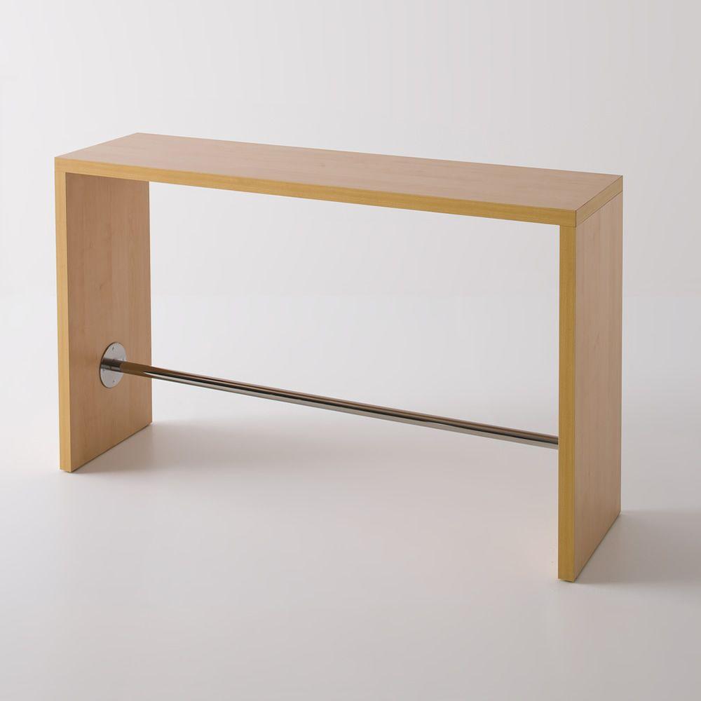 Break pour bars et restaurants table haute avec for Table hauteur 110 cm