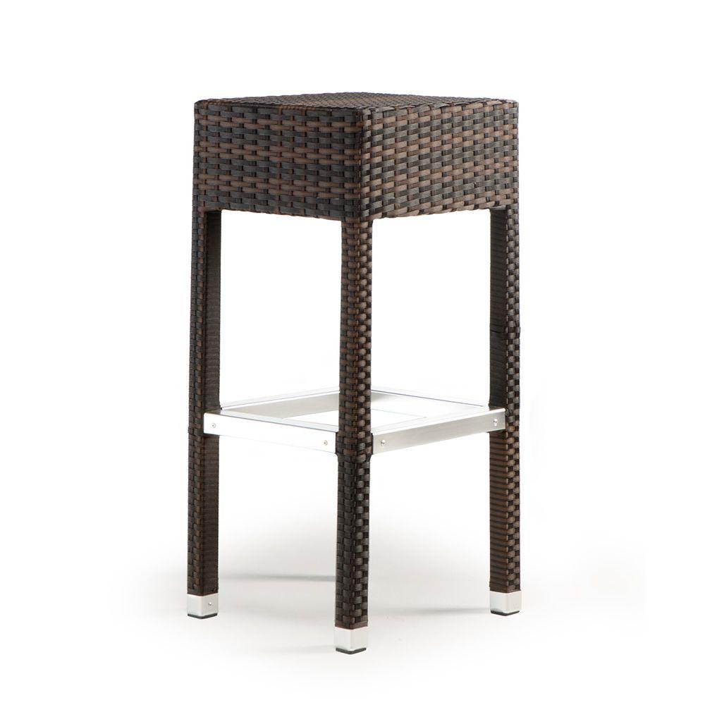 tt920 set da giardino in alluminio e simil rattan con. Black Bedroom Furniture Sets. Home Design Ideas
