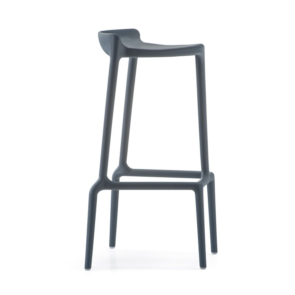happy 490 pedrali polypropylene stool stackable seat. Black Bedroom Furniture Sets. Home Design Ideas