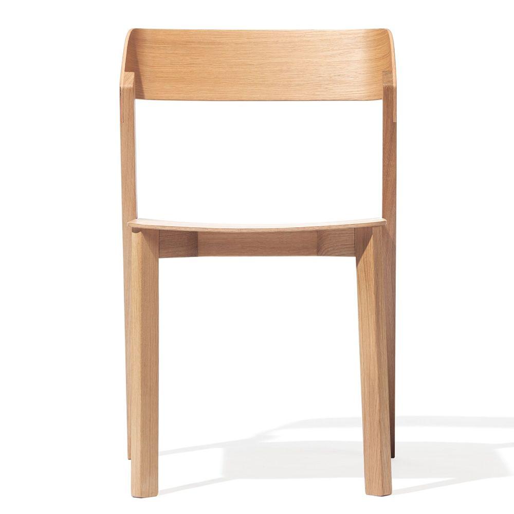 ... Merano   Designer Stuhl Aus Holz In Der Ausführung Natur Eiche ...