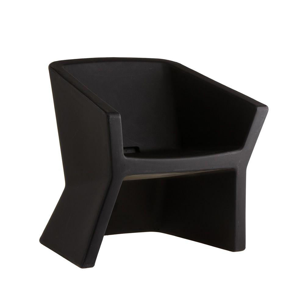 exofa fauteuil de design slide en poly thyl ne. Black Bedroom Furniture Sets. Home Design Ideas