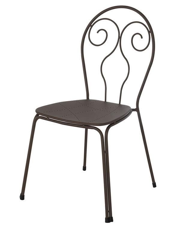 metallst hle f r restaurants m belideen. Black Bedroom Furniture Sets. Home Design Ideas