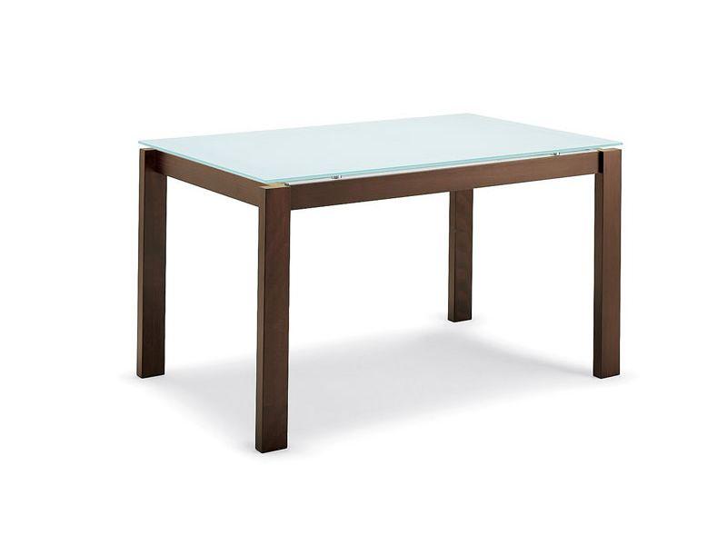 Cs4010 lv 130 baron tavolo calligaris in legno piano for Tavolo vero calligaris