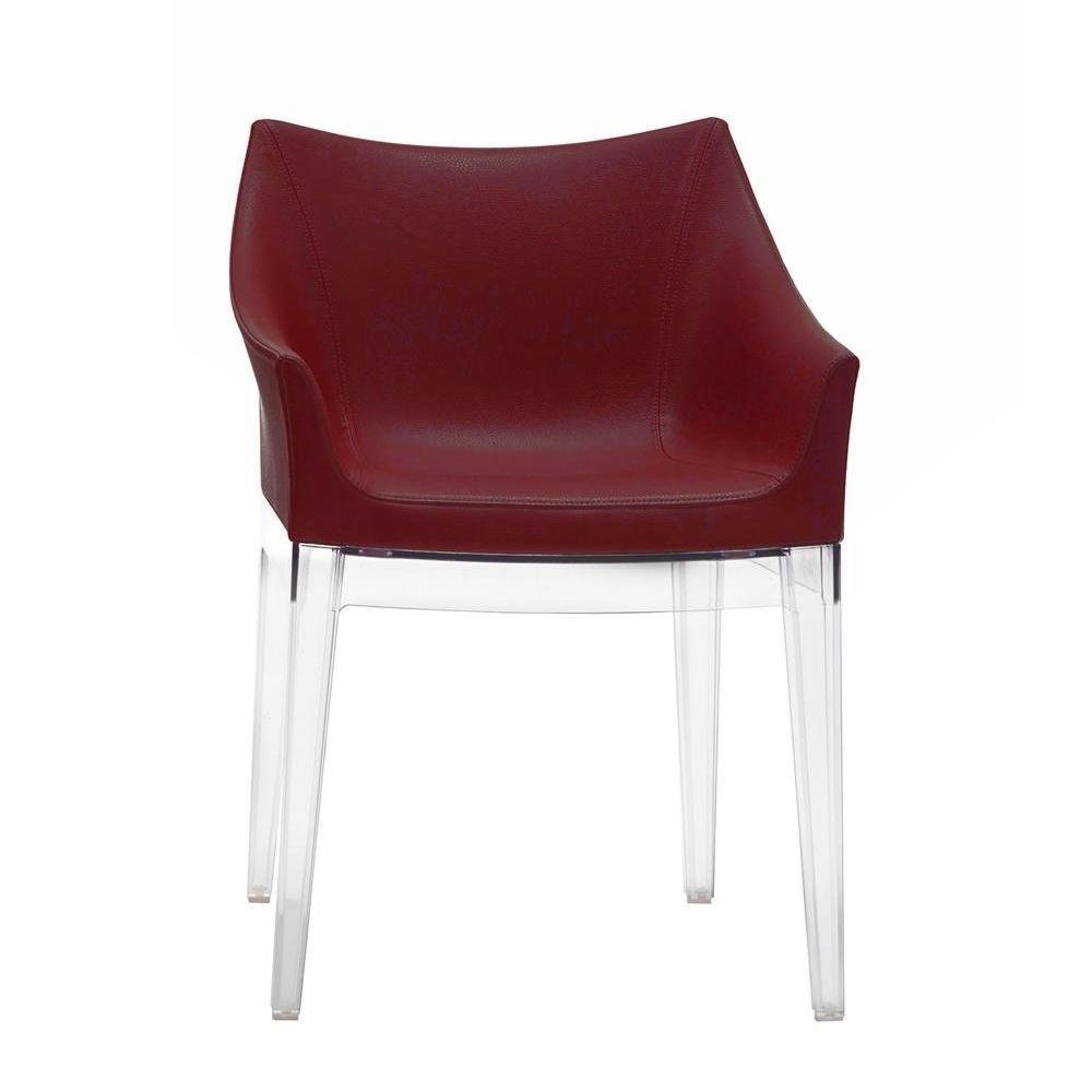madame poltroncina kartell di design imbottita con. Black Bedroom Furniture Sets. Home Design Ideas