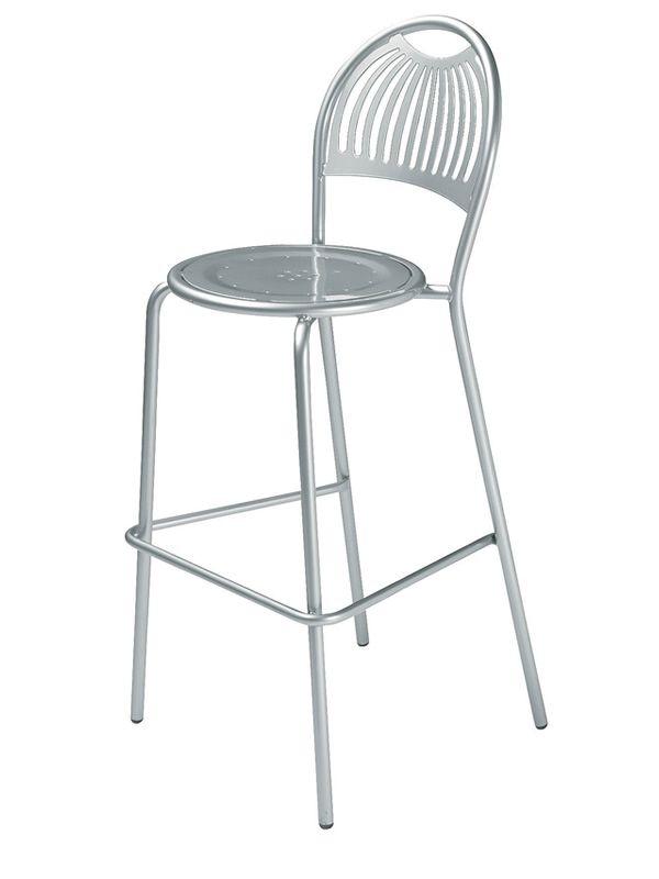 coupole 384 metallhocker emu f r garten stapelbar. Black Bedroom Furniture Sets. Home Design Ideas