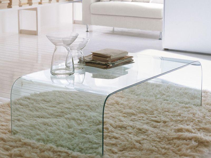 6850 anemone table basse de salon tonin casa en verre. Black Bedroom Furniture Sets. Home Design Ideas