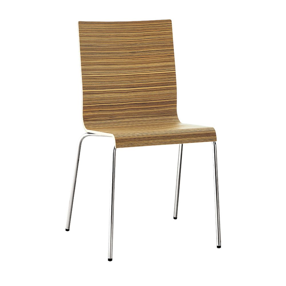 kuadra 1331 pour bars et restaurants chaise design de bar et restaurant en m tal et bois. Black Bedroom Furniture Sets. Home Design Ideas