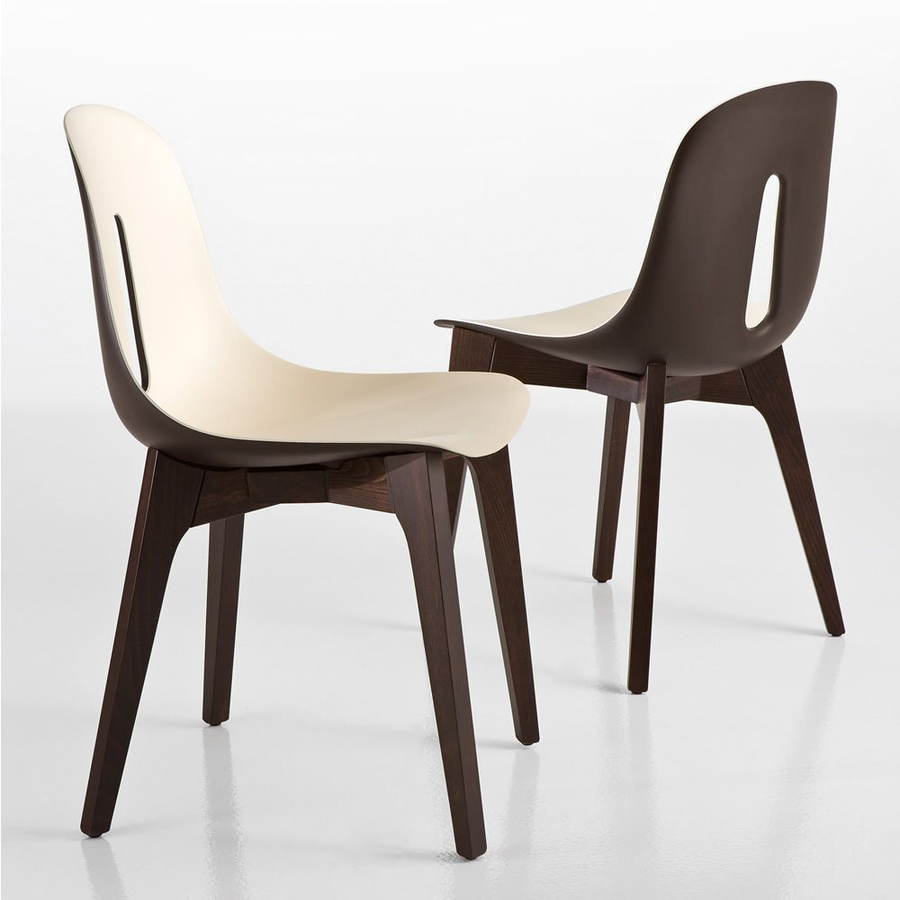 Chairs And More: Sedia Di Design Chairs&More, In Legno E