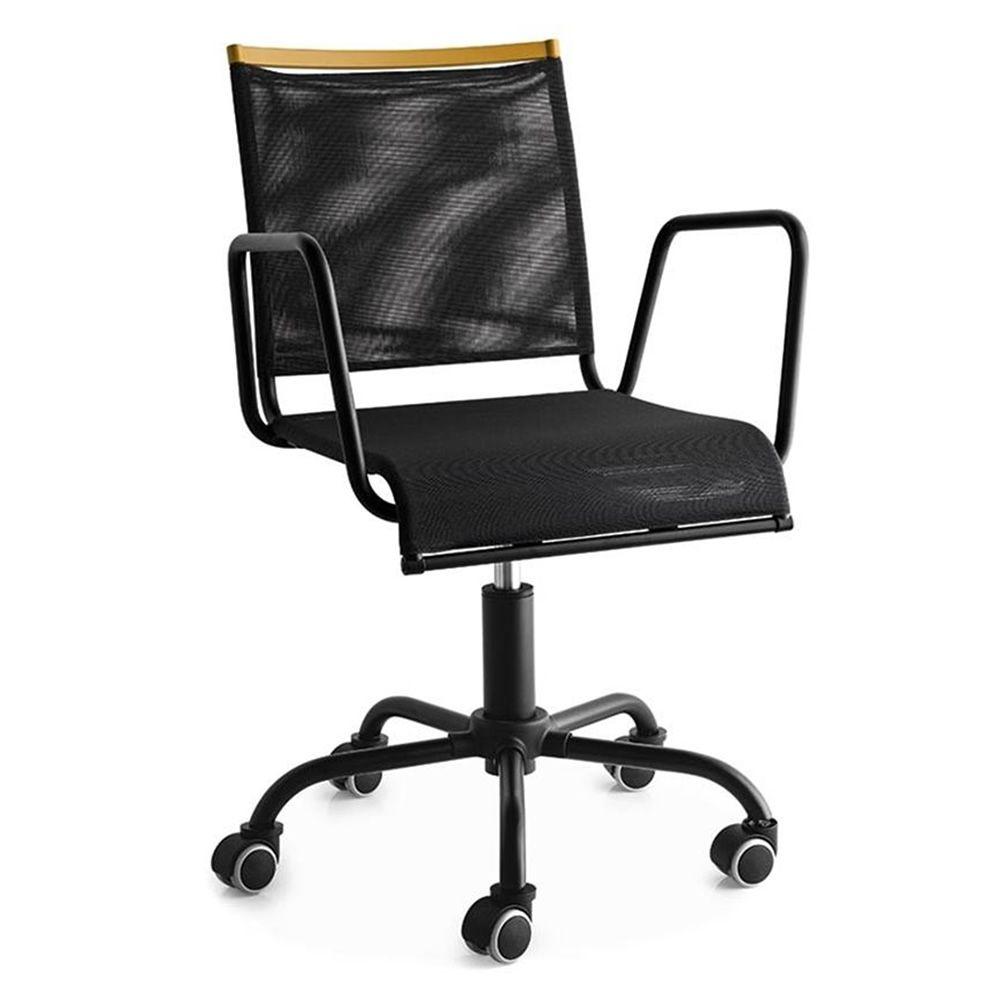 Cs1474 Web Race Calligaris Office Chair Swivel And