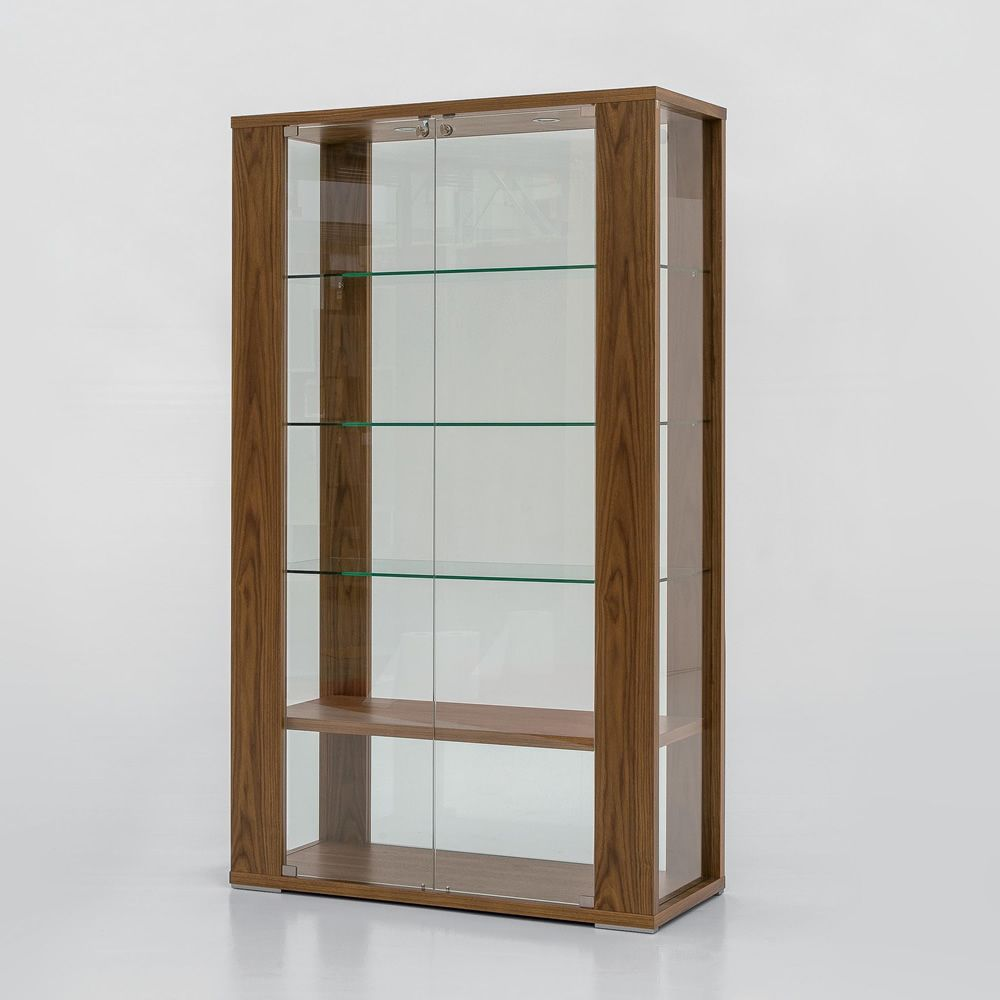 Aurora 6252 vetrina tonin casa in vetro e legno diverse for Case in vetro