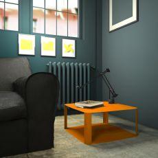Offset2 Promo - Tavolo di design in metallo, disponibile in diversi colori
