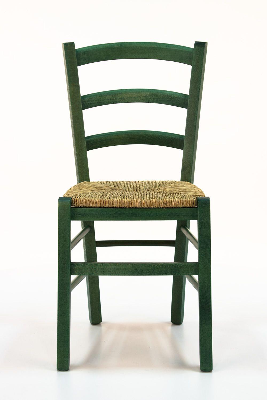 110 per bar e ristoranti sedia rustica in legno per bar for Sedia a dondolo verde