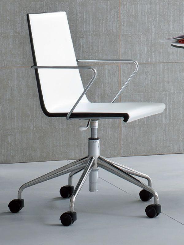 Conosciuto Snake Office - Sedia per ufficio, girevole e regolabile in altezza  SY91