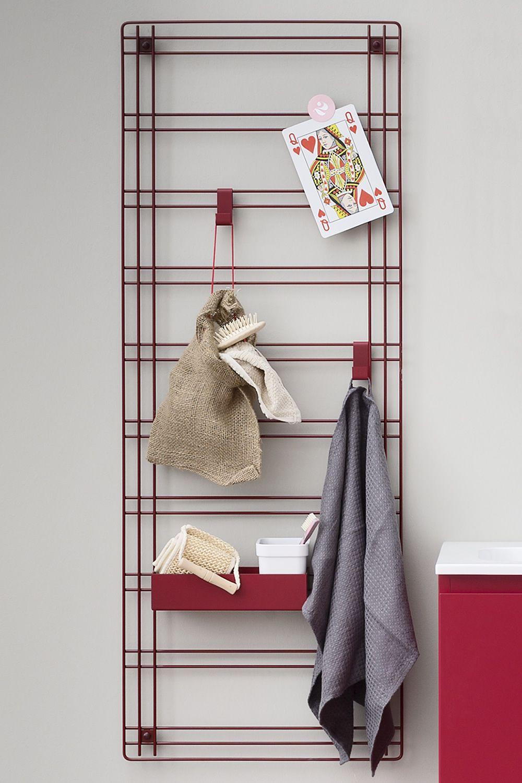 Sapone griglia porta accessori in metallo disponibile - Griglia da cucina ...
