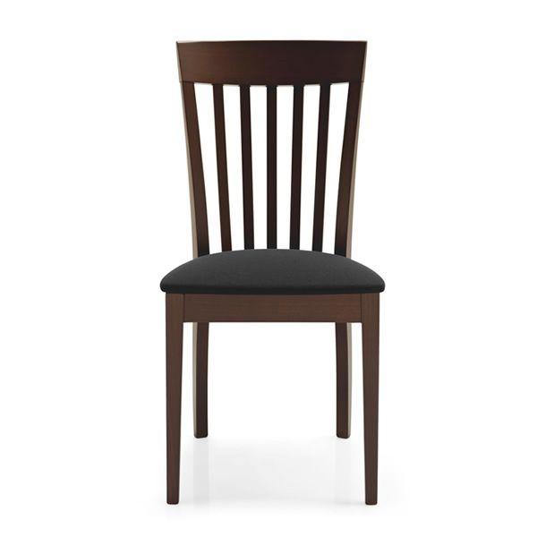 Cs243 corte sedia calligaris in legno seduta rivestita for Offerte calligaris
