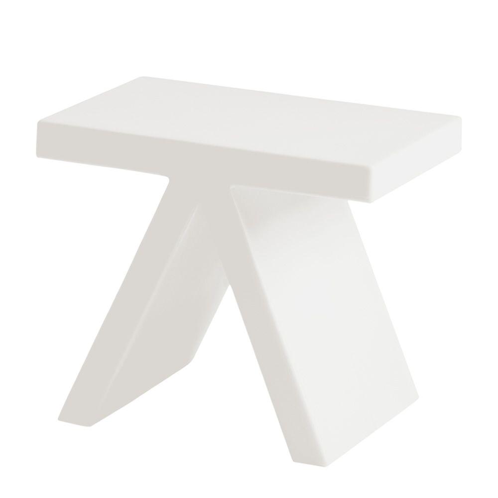 toy beistelltisch slide aus polyethylen auch f r den. Black Bedroom Furniture Sets. Home Design Ideas