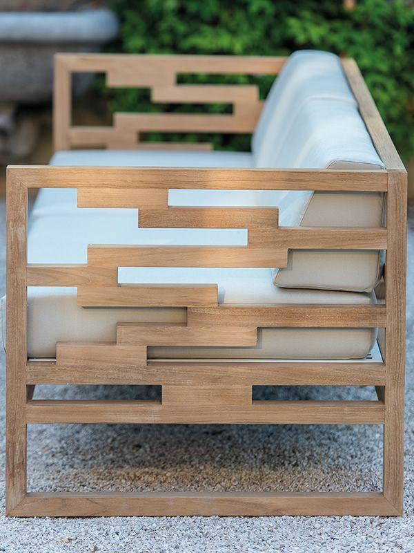 kontiki d sofa emu aus holz f r garten sediarreda. Black Bedroom Furniture Sets. Home Design Ideas