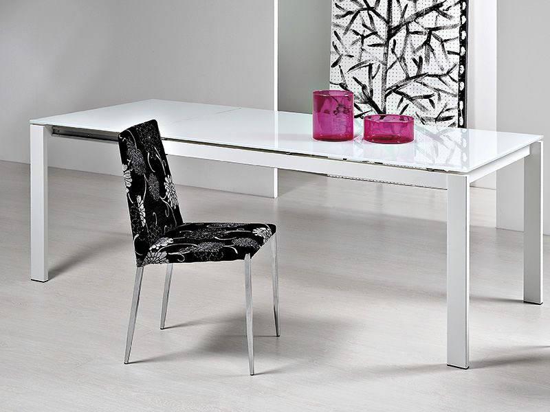 Catalogue tables en m tal lignes essentielles pour la for Table 120x80