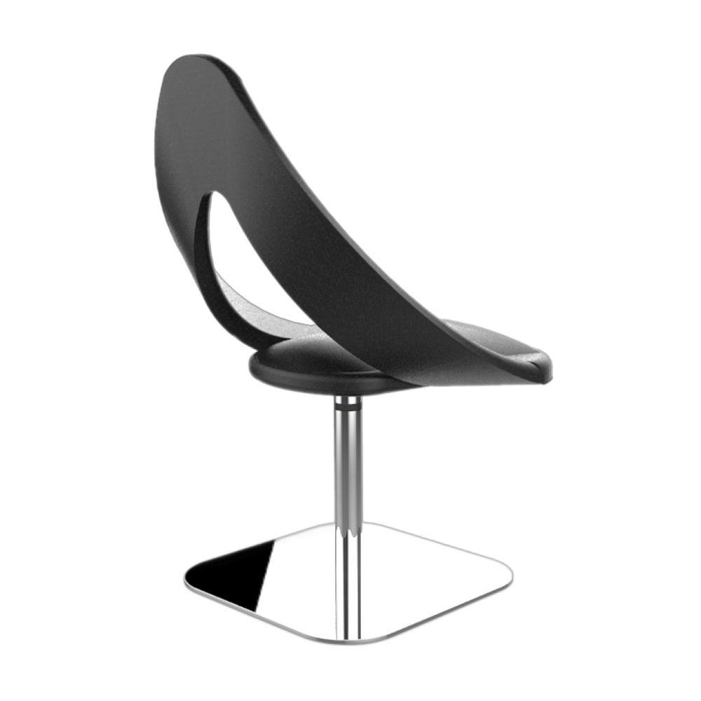 Chilly sedia design di tonon girevole con base for Sedia design girevole