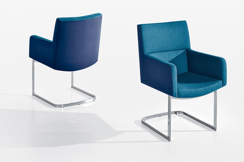 Diva host silla de visitantes para oficina ejecutiva for Silla oficina baquet