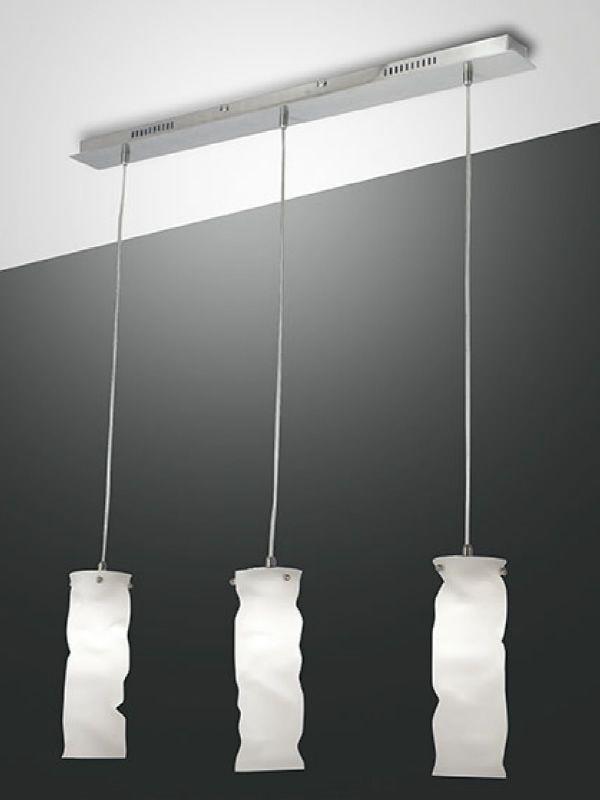 Lampada Sospensione Vetro Metallo Alien : Fa lampada a sospensione in metallo e vetro diverse