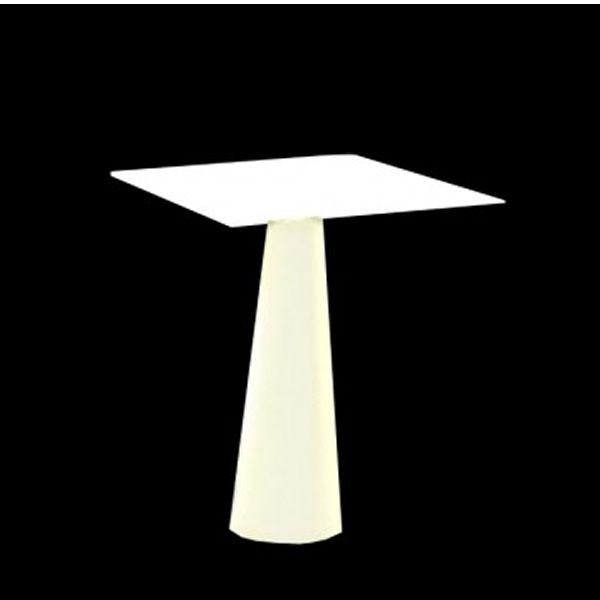 hopl s tisch slide aus polyethylen tischplatte aus laminat verschiedene vorr tige gr en. Black Bedroom Furniture Sets. Home Design Ideas