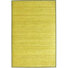 Ceylon - Rug in bamboo available in green colour