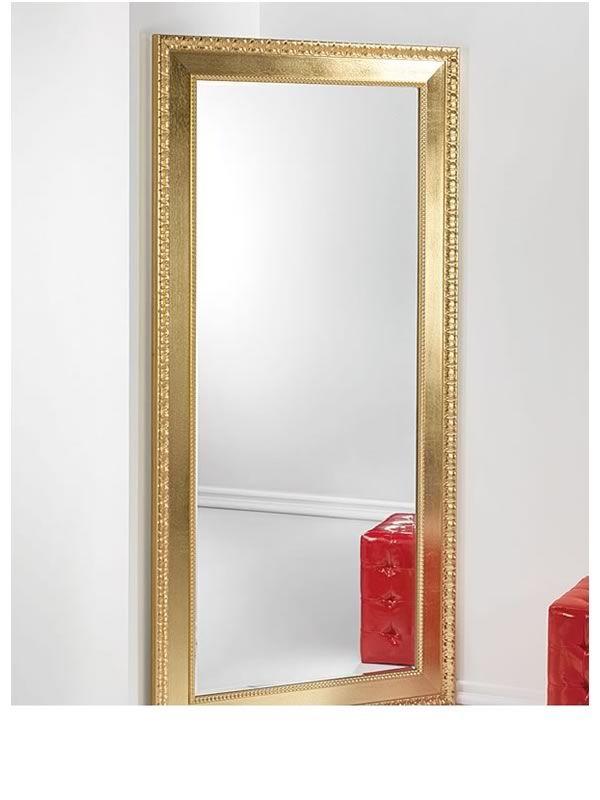 Flat l espejo de madera con marco taraceado y decorado for Espejos con marco de madera decorados