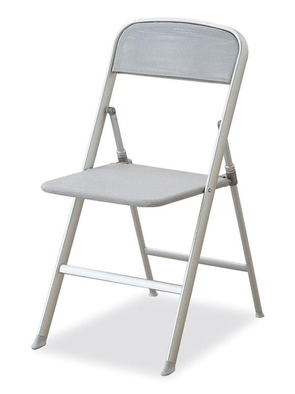 cb205 alu - sedia pieghevole connubia - calligaris in metallo e ... - Sedia Pieghevole Arkua Infiniti Design