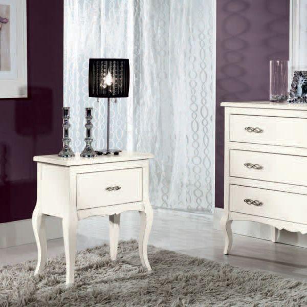 Ilizia c table de chevet classique en bois diff rents for Table de nuit en anglais