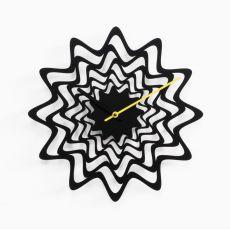 Flux - Orologio da parete in acciaio, diversi colori disponibili