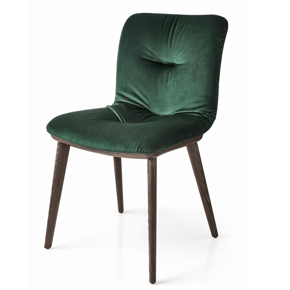 Cs1809 annie pour bars et restaurants chaise de bar en bois avec rev tement en cuir simili for Chaise bar couleur