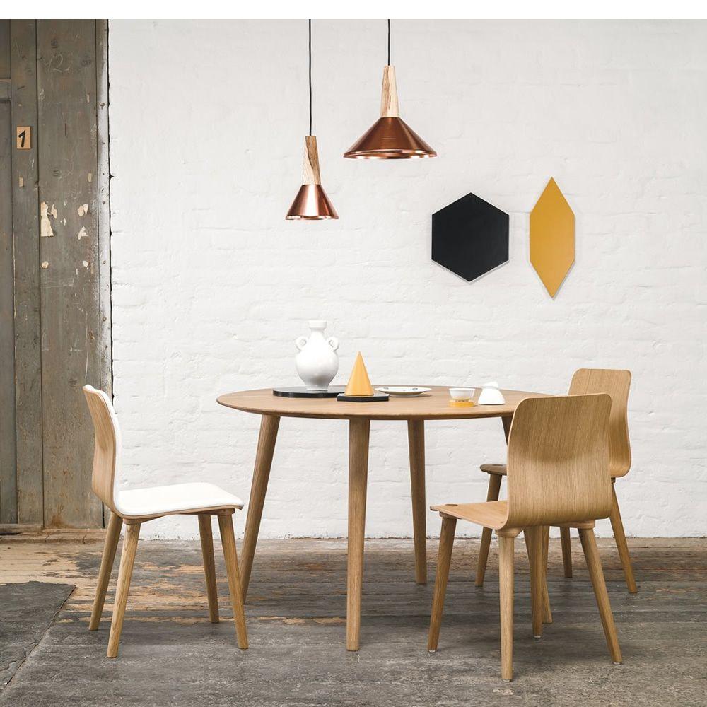 Malm sedia ton in legno con seduta in legno sediarreda for Sedie di design in legno