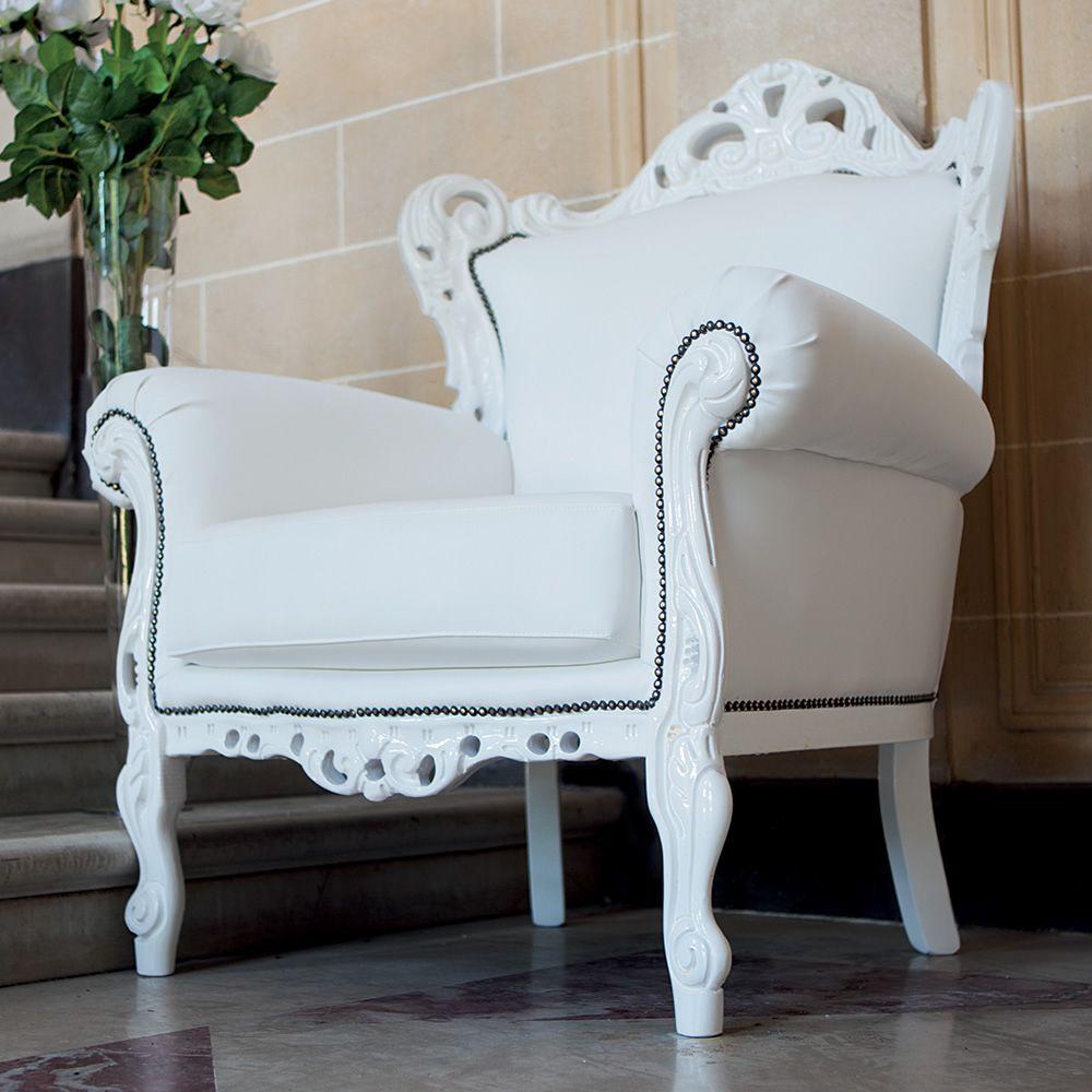 barokko fauteuil classique domingo salotti disponible en. Black Bedroom Furniture Sets. Home Design Ideas
