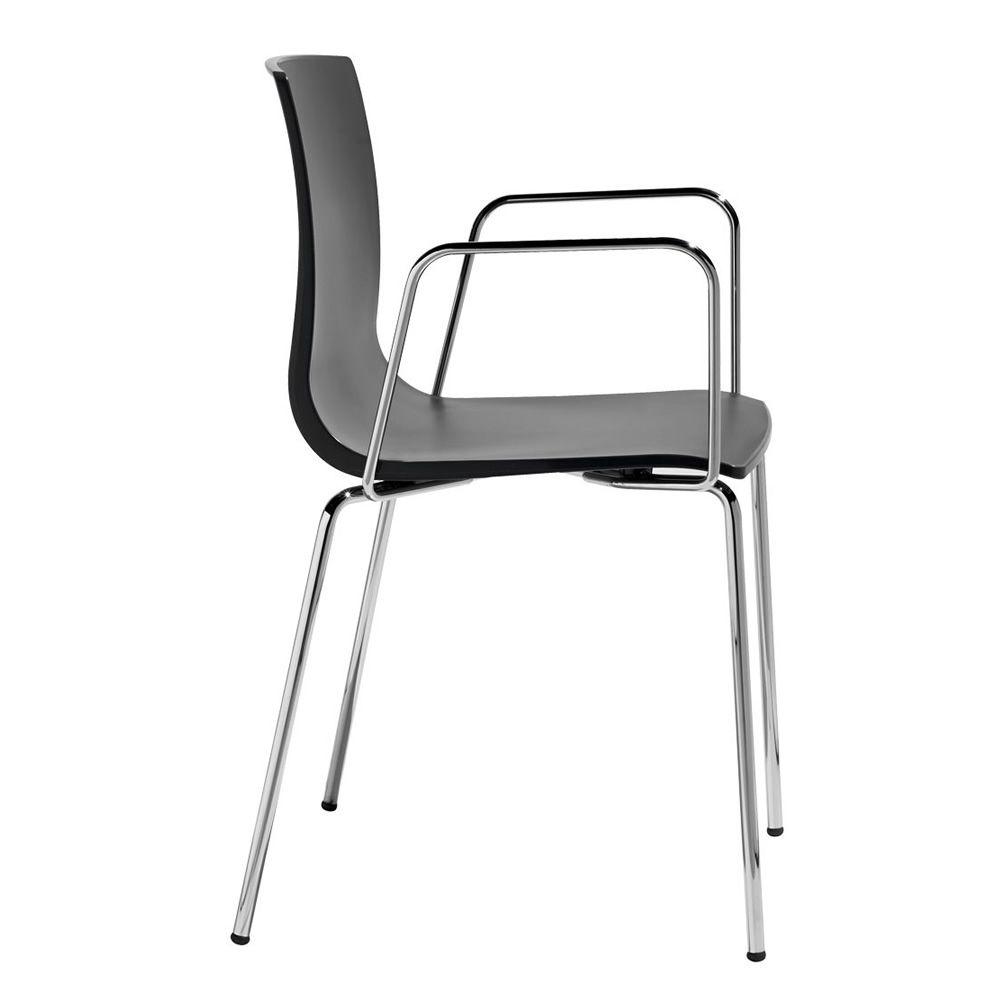 Alice p 2676 pour bars et restaurants chaise for Chaise moderne couleur