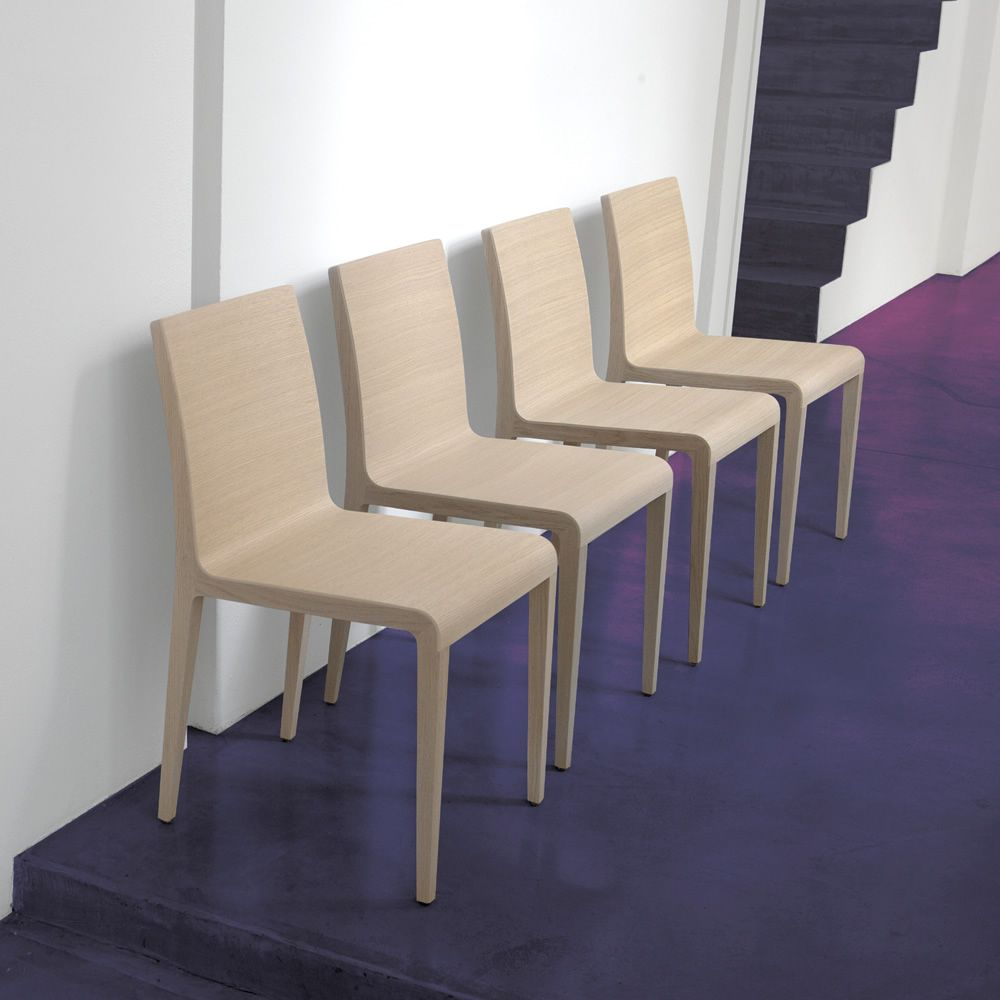 Young 420 per bar e ristoranti sedia di design per for Sedia di design