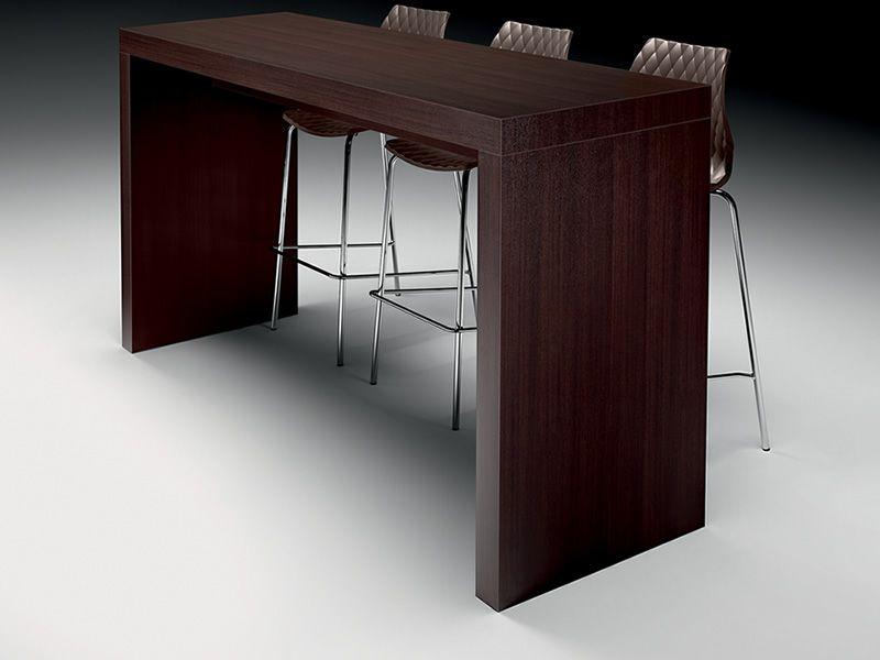 Deck - Tavolo alto in laminato, disponibile in diverse misure e ...