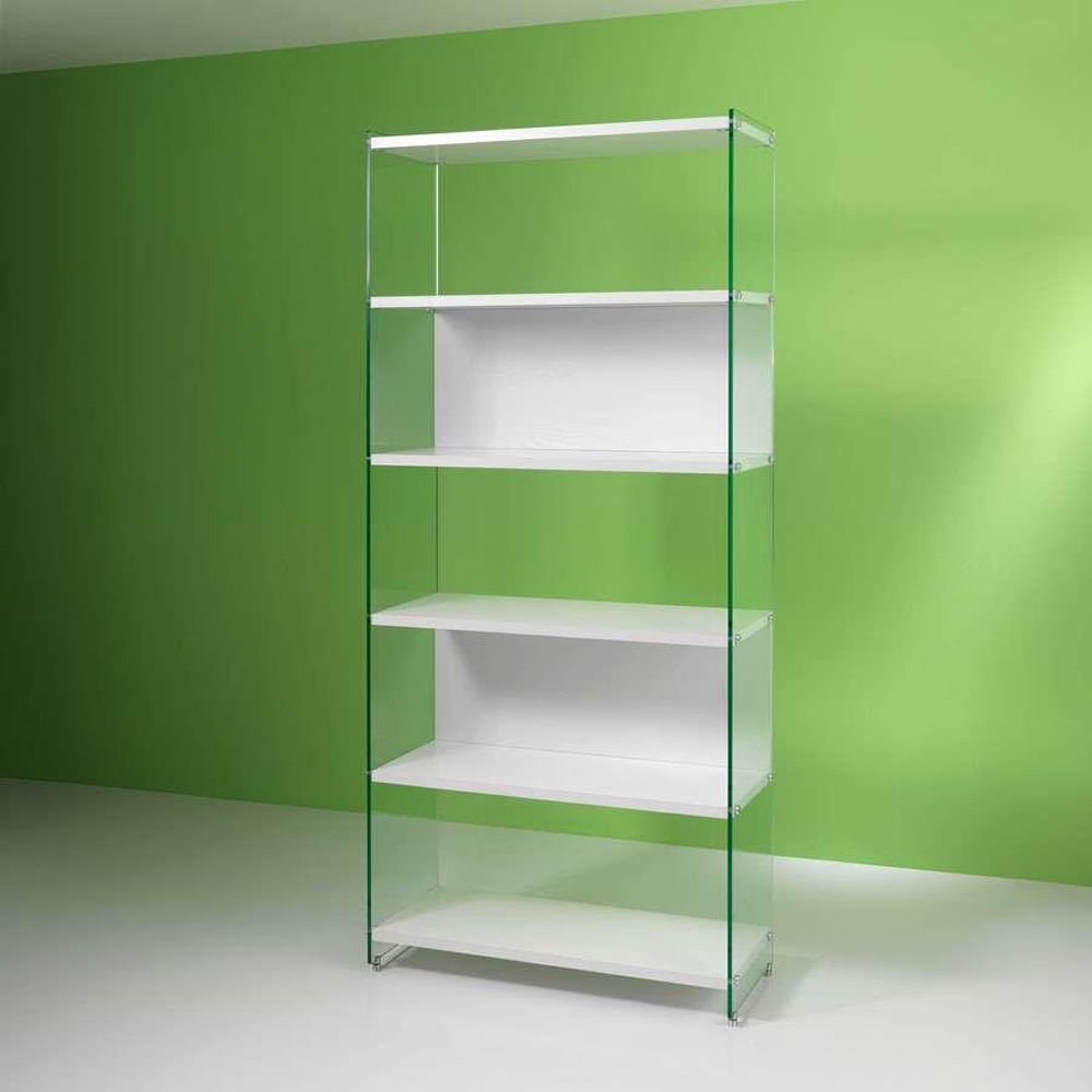 byblos l biblioth que avec des tag res en laminate et. Black Bedroom Furniture Sets. Home Design Ideas