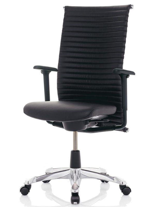 H09 meeting ex chaise de bureau ergonomique h g avec - Chaises de bureau ergonomiques ...