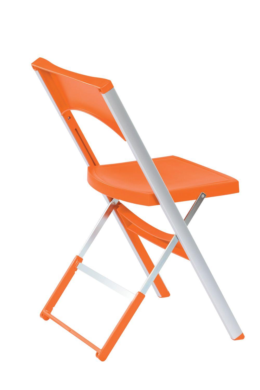 Compact chaise pliante pour ext rieur en m tal et for Chaise 5013