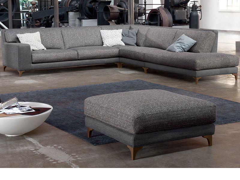 Hemp chaise canap avec chaise longue 2 places 3 places ou 3 places xl en - Canape disponible immediatement ...
