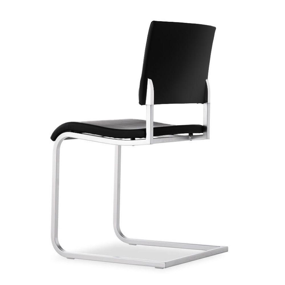 Brunch Designer Stuhl Tonon Mit Kufengestell Aus Metall Sitz Mit