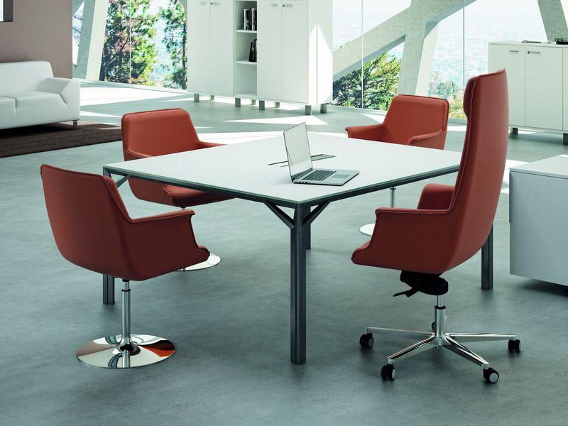 Office meet tavolo per sala riunioni o grande scrivania in