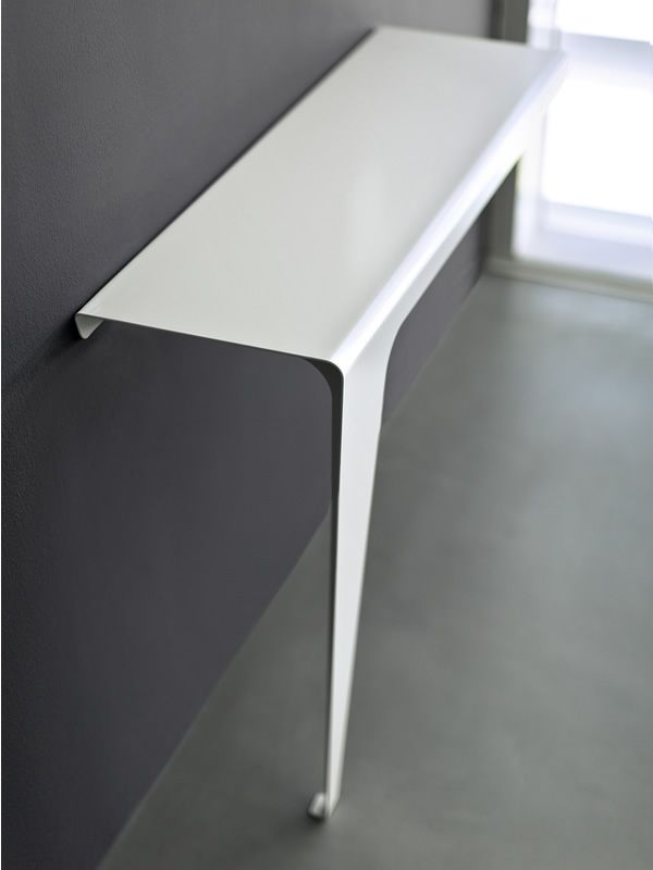 Lama Consolle: Design metal console, available in different ...