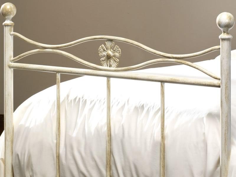 letto singolo bianco economico : Albatros S - Letto singolo in ferro disponibile in diverse finiture ...