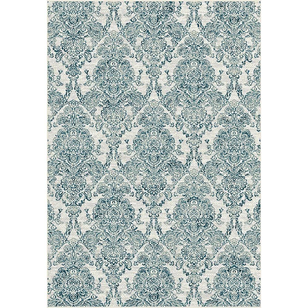 genova 38294 tapis en soie v g tale et fibre acrylique. Black Bedroom Furniture Sets. Home Design Ideas