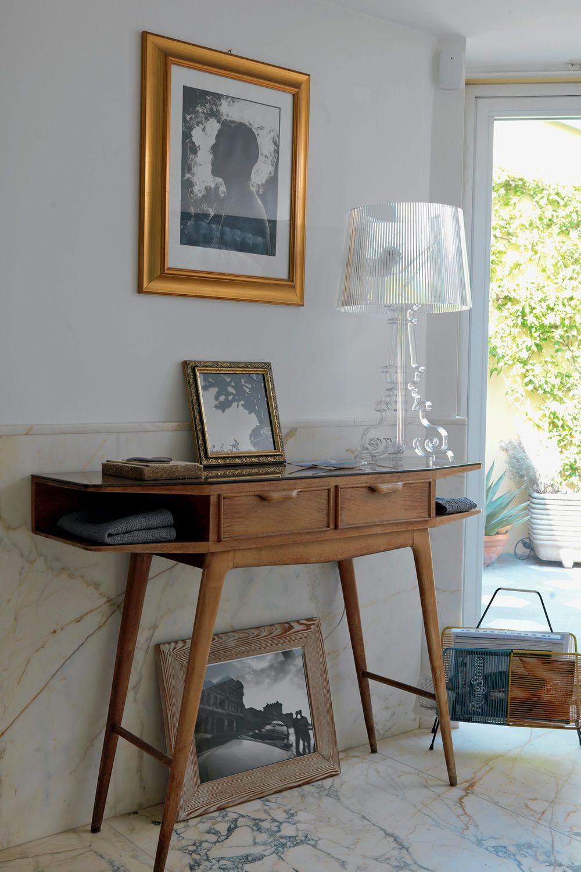 Bourgie lampada da tavolo kartell in policarbonato e for Lampade kartell outlet